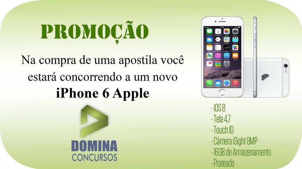 sorteio iphone 6