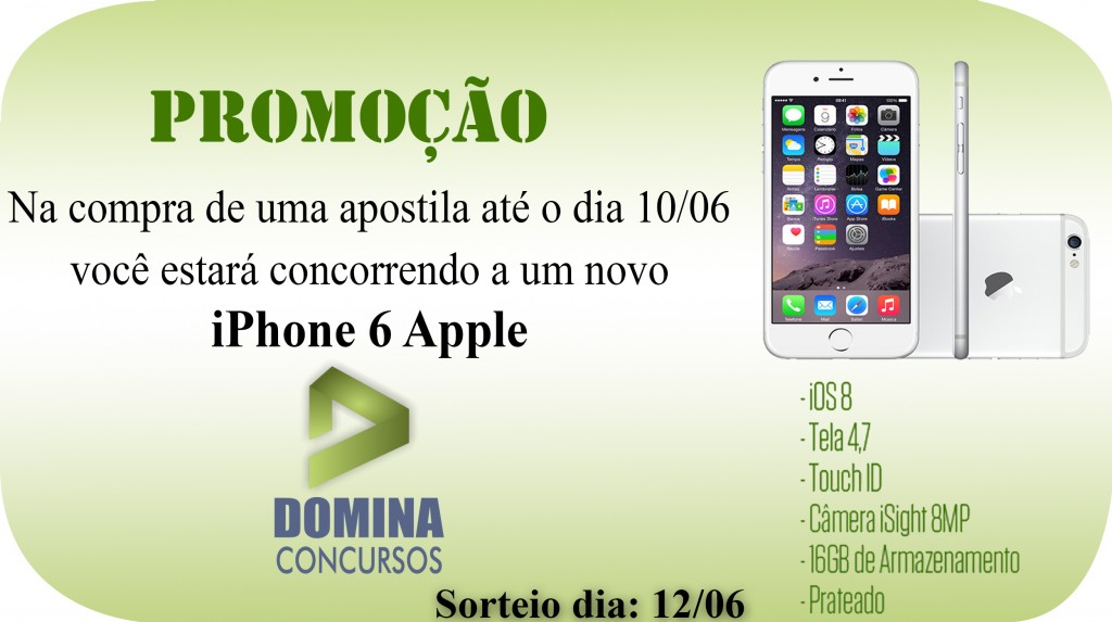 Promocao Iphone