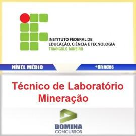 Técnico de Laboratório Mineração