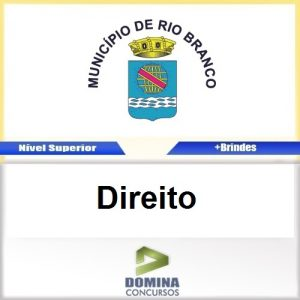 Apostila Câmara de Rio Branco 2016 Direito