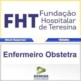 Apostila Concurso FHT 2016 Enfermeiro Obstetra PDF