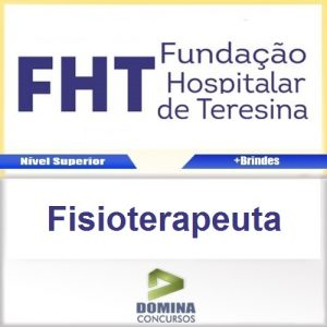 Apostila Concurso FHT 2016 Fisioterapeuta PDF