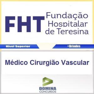 Apostila Concurso FHT 2016 Médico Cirurgião Vascular