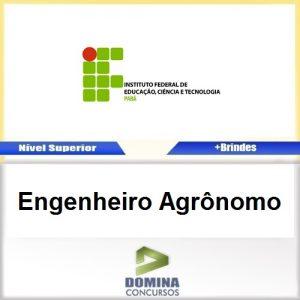 Apostila Concurso IFPA 2016 Engenheiro Agrônomo