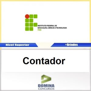 Apostila Concurso IFPA 2016 Nível Superior Contador