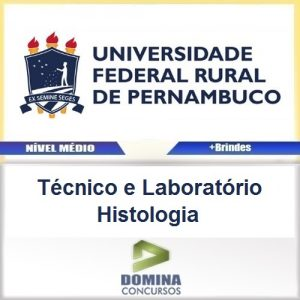 Apostila UFRPE 2016 Técnico de Laboratório Histologia