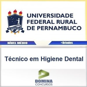 Apostila UFRPE 2016 Técnico em Higiene Dental