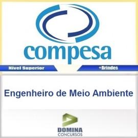 Apostila COMPESA 2016 Engenheiro de Meio Ambiente