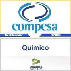 Apostila Concurso COMPESA 2016 Químico PDF