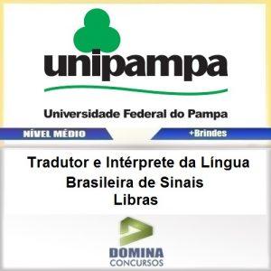 Apostila UNIPAMPA 2016 Tradutor e Intérprete de Libras