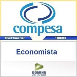Download Apostila Concurso COMPESA 2016 Economista