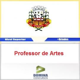 Apostila AMEOSC 2016 Professor de Artes PDF