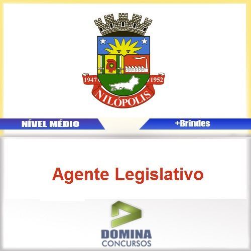 Apostila Concurso Nilópolis-RJ Agente Legislativo PDF