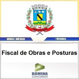 Apostila Prefeitura Três Corações Fiscal de Obras PDF