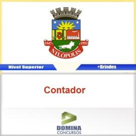 Apostila 2016 Concurso Nilópolis-RJ Contador PDF