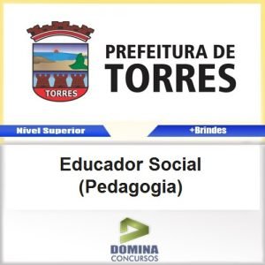 Apostila Prefeitura Torres Educador Social Pedagogia