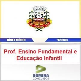 Apostila AMEOSC Professor Ensino Educação Infantil