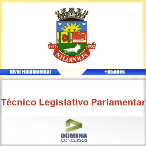 Apostila Nilópolis-RJ Técnico Legislativo Parlamentar PDF