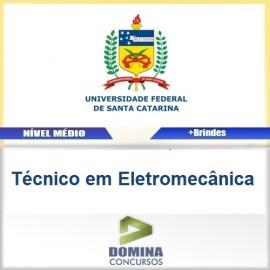 Apostila UFSC 2016 Técnico em Eletromecânica PDF
