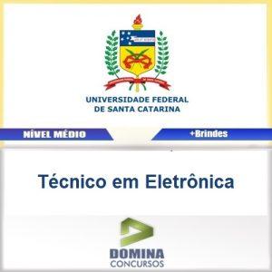 Apostila Concurso UFSC 2016 Técnico em Eletrônica PDF