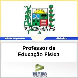 Apostila Araxá MG 2016 Professor de Educação Física PDF