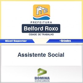 Apostila Belford Roxo RJ 2016 Assistente Social PDF