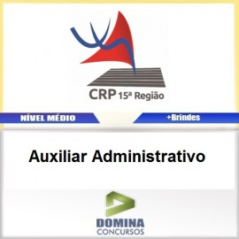 Apostila Concurso CRP 15 Auxiliar Administrativo PDF
