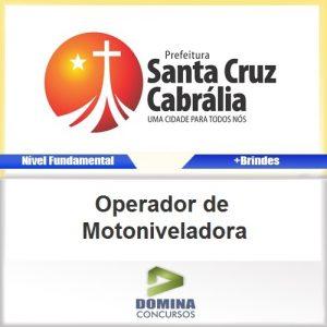 Apostila Santa Cruz Cabrália Operador Motoniveladora