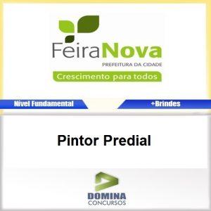 Apostila Concurso Feira Nova PE 2016 Pintor Predial PDF
