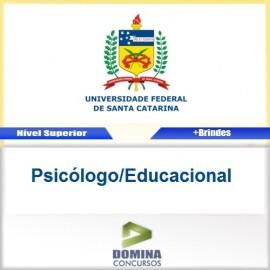 Apostila Concurso UFSC Psicólogo-Educacional PDF