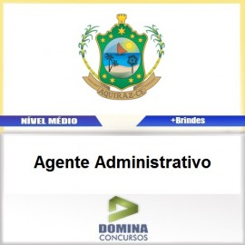 Apostila Câmara Aquiraz CE Agente Administrativo PDF