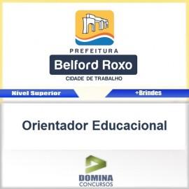 Apostila Belford Roxo RJ Orientador Educacional PDF