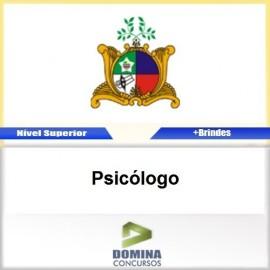 Apostila Capinzal do Norte MA 2016 Psicólogo PDF