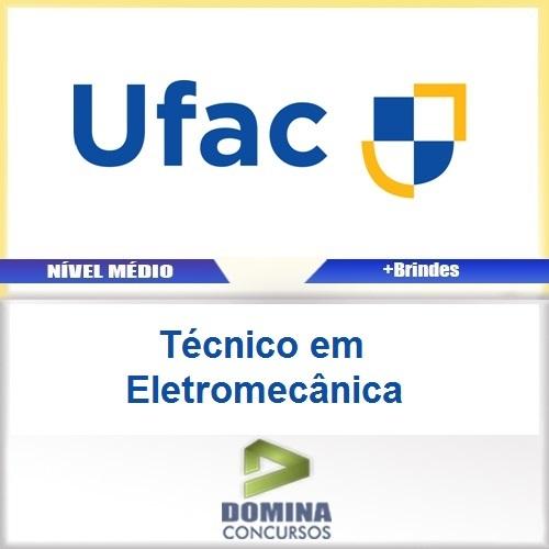 Apostila UFAC 2016 Técnico em Eletromecânica PDF
