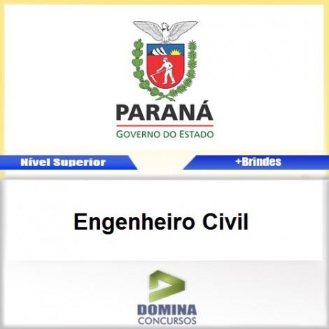Apostila APPA PR 2016 Engenheiro Civil PDF
