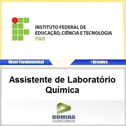 Apostila IFPI 2016 Assistente de Lab Química PDF