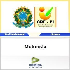 Apostila Concurso CRF PI 2016 Motorista PDF
