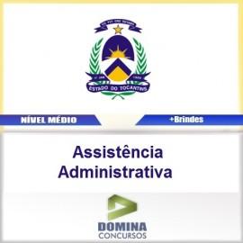 Apostila AL TO 2016 Assistencia Administrativa PDF