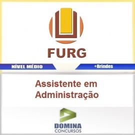 Apostila FURG Rio Grande Assistente Administracao PDF