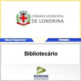 Apostila Camara Londrina PR 2016 Bibliotecario PDF