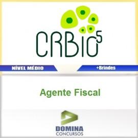 Apostila Concurso CRBio 5 2016 Agente Fiscal PDF
