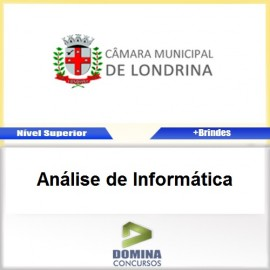 Apostila Camara Londrina PR Analise de Informatica PDF