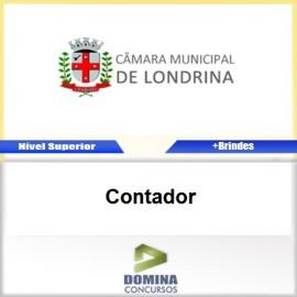 Apostila Camara Londrina PR 2016 Contador PDF