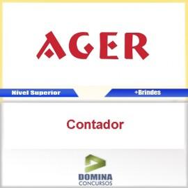 Apostila Concurso AGEM 2016 Contador PDF