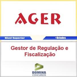 Apostila AGEM Gestor de Regulacao e Fiscalizacao PDF