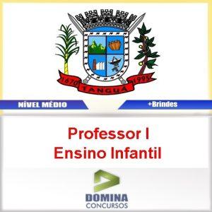 Apostila Tangua RJ 2016 Professor I Ensino Infantil PDF