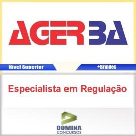 Apostila AGERBA 2016 Especialista em Regulacao PDF