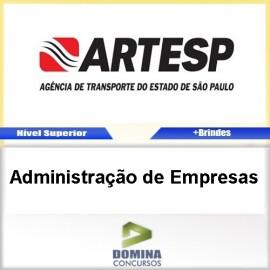 Apostila ARTESP 2017 Administração de Empresas