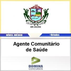 Apostila Araguacema TO Agente Comunitário de Saúde