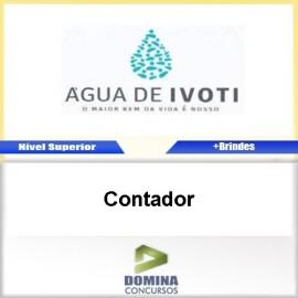 Apostila Autarquia Água Ivoti 2017 Contador